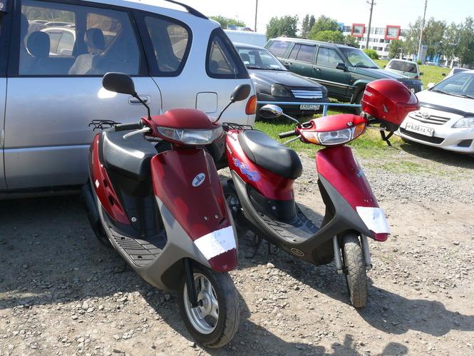 Jackson-Motors - Выбираем скутер